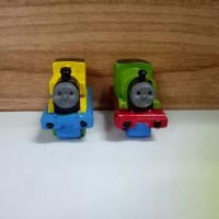 HIASAN CAKE THOMAS (PMTMS2) TOPPER CAKE THOMAS SET 4 WARNA CAMPUR
