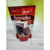 HAAN INSTANT CAKE MIX BROWNIES KUKUS/PANGGANG/PREMIKS KUE/HAAN 230GRAM