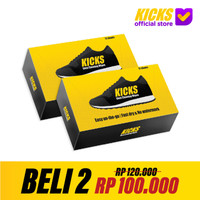 Kicks Wipes 1's (12pcs/box)