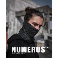 Numerus multi wrap headwear / masker / buff / balaclava / camouflage