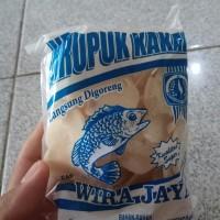 kerupuk ikan langsung goreng enak sedap renyah terlaris