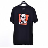 STREET FOOD / Men Short Sleeves Tshirt Black - Premium Nation Original