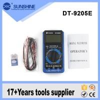 MULTITESTER DIGITAL SHUNSHINE DT-9205E / AVOMETER DIGITAL