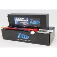 Zeee 8000mah 2s 7.4v 100C Lihv Battery Hardcase