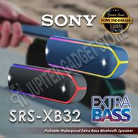 Speaker Sony SRS-XB32 / XB32 Extra Bass Bluetooth Speaker - ORIGINAL