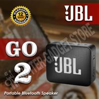 JBL Go 2 Portable Bluetooth Speaker - ORIGINAL