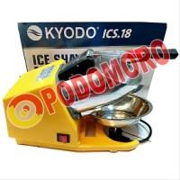 MESIN SERUT ES ICE CRUSHER KYODO ICS 18 Best Deals