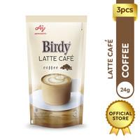 Birdy LATTE CAFE Coffee (3 POUCH)
