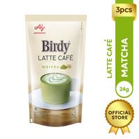 Birdy LATTE CAFE Macha (3 POUCH)