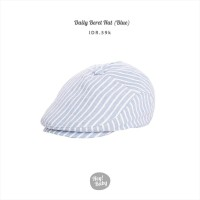 Hey Baby Daily Beret Hat (BLUE)