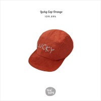 Hey Baby Lucky Cap Orange