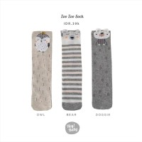 Hey Baby Zoo Zoo Sock -