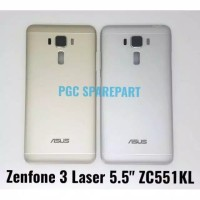"Original Backdoor Asus Zenfone 3 Laser 5.5"" ZC551KL z01b Tutup Casing"