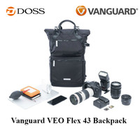 Tas Kamera Vanguard VEO Flex 43M Backpack / Tas Vanguard