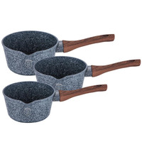 SET PANCI / SAUCEPAN SET BERLINGER HAUS FOREST LINE 3 PCS