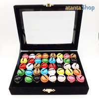 Atanta - Bell Colour 2.5cm with Gold ring harga ecer lonceng kerincing