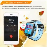 Best 40 Smartwatch Kids F1 Camera Tracker sos gps mirip imo