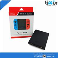 Portable 6000mAh Rechargeable Power Bank Joy-con Grip Nintendo Switch