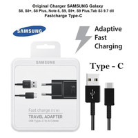CHARGER SAMSUNG Original Galaxy S8 ,S8+,Note 8 Fast Charge Type-C