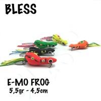 """SOFT FROGGY BLESS """"E-MO FROG"""" 4,5cm / 5,5gram"""