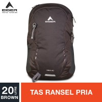 Eiger Nick Daypack 20L - Brown