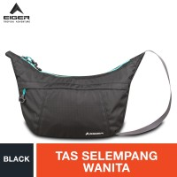 Eiger WS Conceal Shoulder Bag - Black