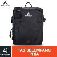 Eiger Octopus 1.0 Shoulder Bag 4L - Orange