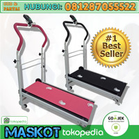 Home&Gym TREADMILL TOTAL TL-001 Treadmil Fordable
