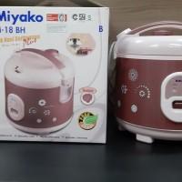MIYAKO RICE COOKER MAGIC COM PENANAK NASI SERBAGUNA MCM18BH