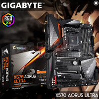 Mainboard Gigabyte X570 AORUS ULTRA (AM4, X570, DDR4)