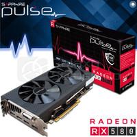 VGA SAPPHIRE PULSE AMD Radeon RX 580 8GB DDR5 OC