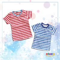 Kaos Salur Anak 1-5 Tahun belang - belang - Random Color