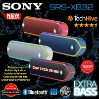 Sony SRS XB32 / SRS XB 32 EXTRA BASS Portable Bluetooth Speaker