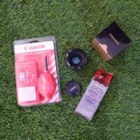 Paket Lensa Fix Canon