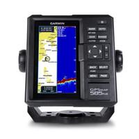 Garmin 585 Plus GPSMAP dan GT20 TM Transducer GA38 GT20TM Sea ClearVu