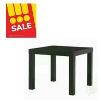 IKEA Lack Meja Samping 55x55cm Hitam