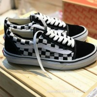 Sepatu Vans Catur L Old Skool L Patta L Authentic L Checkerboard L