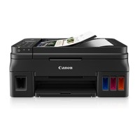 Canon Inkjet Printer PIXMA G4010 ( Print - Scan - Copy - Fax - Wifi )