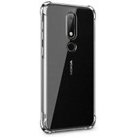 Anti Crack Softcase Samsung NOKIA 6.1 Plus /X6 Bening