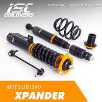 ISC COILOVERS - MITSUBISHI XPANDER (BASIC)
