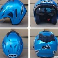 helm ink double visor bukan ori bukan kyt