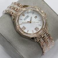 Jam Tangan Wanita Rolex date poligon