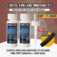 2 Bulan Kirkland Minoxidil 5%