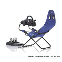 Playseat Challenge Playstation Edition Racing Video Game Chair (Blue)