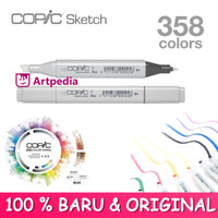 COPIC SKETCH MARKER - SATUAN