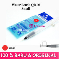 Water Brush QR-M Small (Merah) - water brush /Kuas Cat air