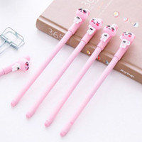 pen gel peach cute cartoon gel ballpoint spe071