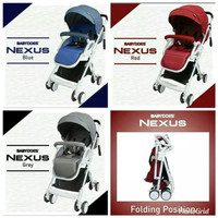 BabyDoes CH TN 728 SN Nexus / Stroller / Kereta Dorong Bayi