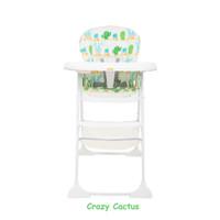 Joie Meet Mimzy Snacker Crazy Cactus / High Chair / Kursi Makan Bayi