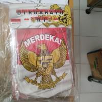 BANNER GANTUNGAN GARLAND MERDEKA REPUBLIK INDONESIA 3 M KEMERDEKAAN